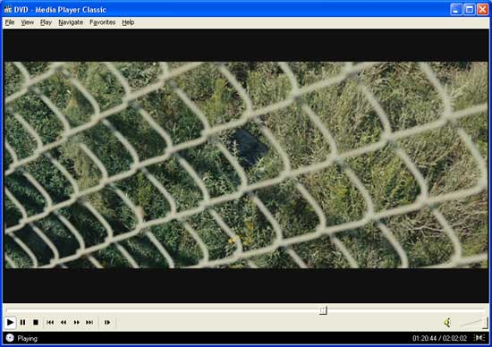 DVDSmith can play DVD folder on hard drive copied by DVDSmith Movie Backup.