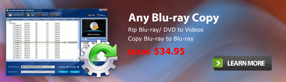 Any Blu-ray Copy