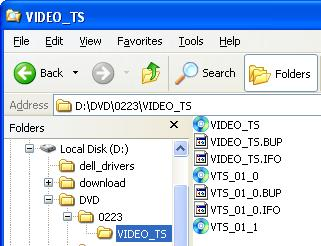 Copy DVD to DVD: Backup movie DVD to computer