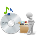 Multiple ways to copy DVD to DVD or hard drive
