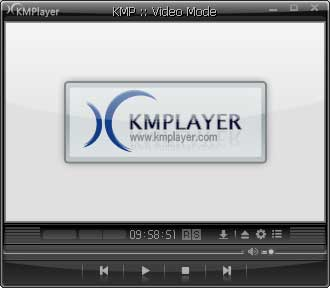 The KMPlayer is a free media player which can play DVD folder on hard drive.