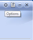 platinum options button
