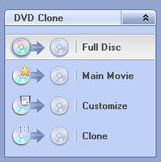 copy modes of any dvd cloner paltinum