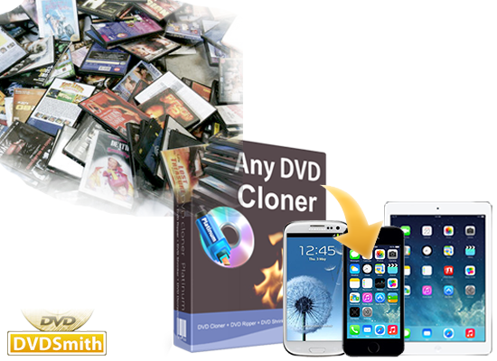 Ripping dvd collection to video