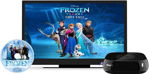 DVD to Roku 3: How to Play DVD Movies on TV with Roku 3 ...