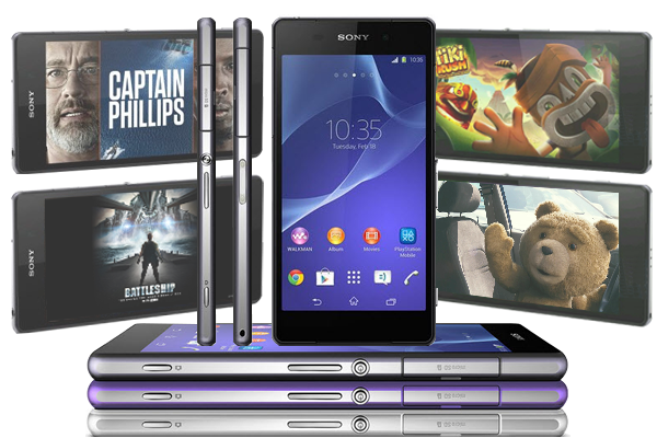 Sony Xperia Z -- Experience the Best of Sony in a Smartphone